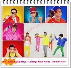 BigBang - Lollipop