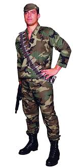 army military costumes