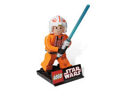 luke skywalker lego