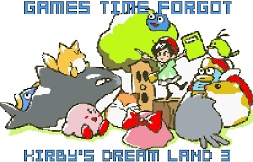 kirby dreamland 3