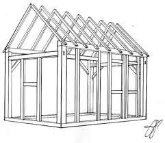 timber frame sheds