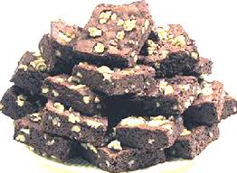 candy brownies