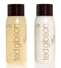 hair shampoo and conditioner