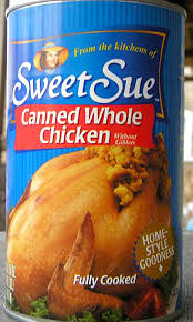 chicken canned