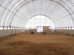 horse riding arenas