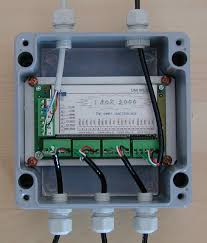 instrument junction boxes