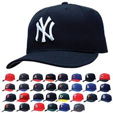 major league baseball hat
