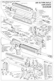 ar 15 parts breakdown
