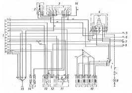fuel injection wiring diagram