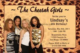 birthday party invitations for girls
