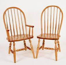 hard wood chairs