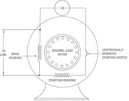 capacitive start motor