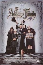the addams family thing