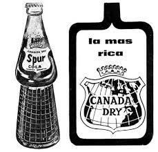 canada dry cola