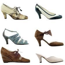 modas de zapatos