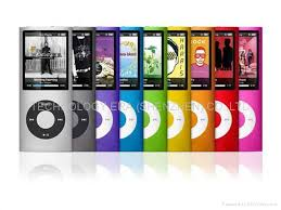 ipods mp3 players