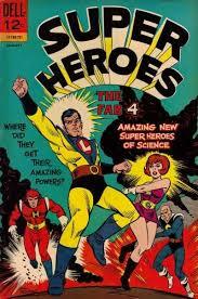 comic book super heros