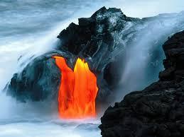 magma wallpaper