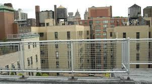 roof railing