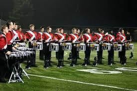 college drum line