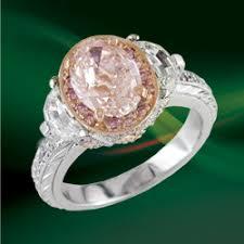 light pink stone