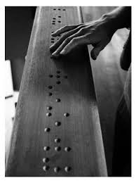 lenguaje braille