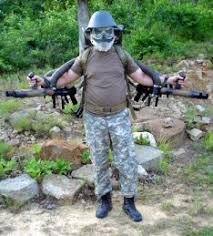 paintball weapons