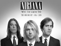 Nirvana - With The Lights Out - Cd 1