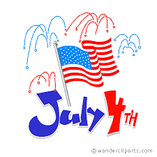 4th of july graphics