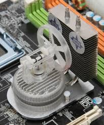 fan motherboard