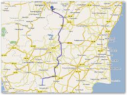 google maps bangalore