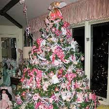 pink christmas decoration