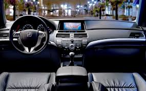 honda accord coupe interior