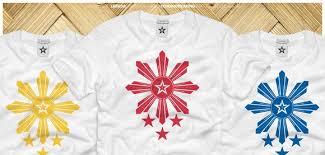 filipino flag shirt