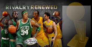 lakers and celtics rivalry