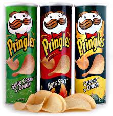 pringle potato chip