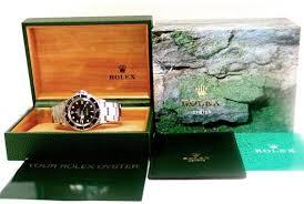 rolex watch case
