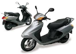 attila scooter