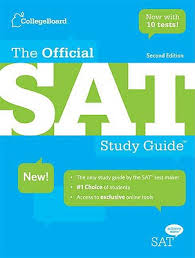 collegeboard sat book