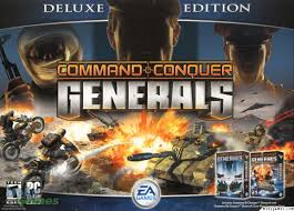 command conquer generals deluxe edition
