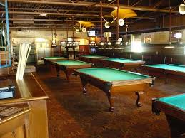 billiards bars