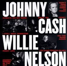 Johnny Cash & Willie Nelson - Folsom Prison Blues