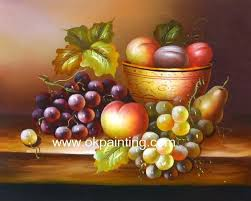 fruits paintings
