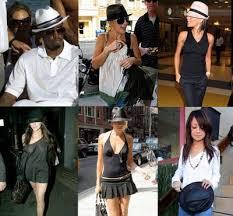 fedora hat fashion