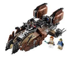 lego starwars tank