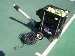 little prince tennis ball machine