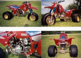 honda 250r 3 wheeler