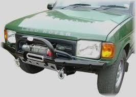discovery winch bumper