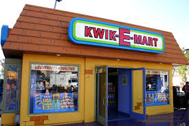 kwik e mart simpsons
