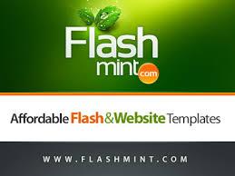 flash design template
